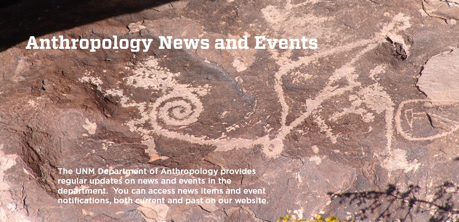 Anthropology News and Events